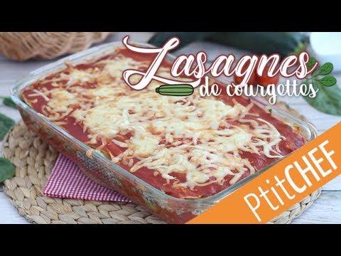 recette-de-lasagnes-végétariennes-et-sans-gluten---courgettes-et-épinards---ptitchef.com
