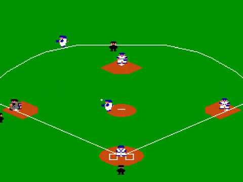 R.B.I. Baseball (NES) Playthrough