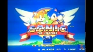 [PS3/PKG] Sonic the hedgehog 2 SEGA/megadrive +descarga/download (cfw)