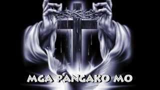 Mga Pangako Mo  By: Faithmusic
