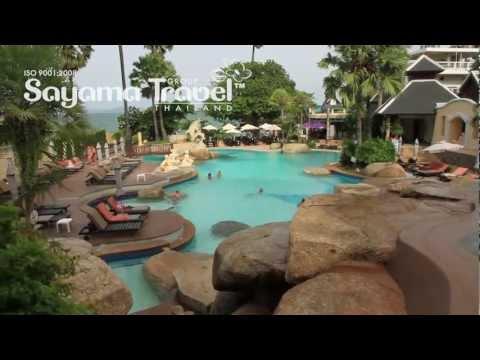 LONG BEACH GARDEN HOTEL AND SPA 4*. Лучшие отели Паттайи