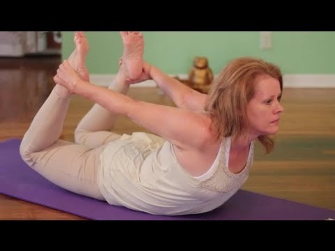 Stretching Your Upper Abdominals : Stretching & Yoga