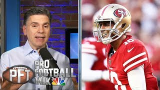 Download PFT Overtime: 49ers make big statement with blowout of Browns | Pro Football Talk | NBC Sports Mp3 and Videos