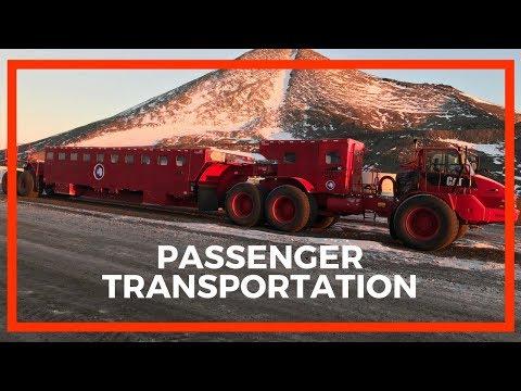 Passenger Transportation - Antarctica