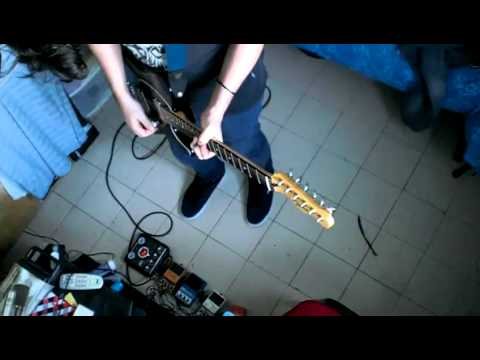 Incubus - Nice to Know You (Guitar Cover)
