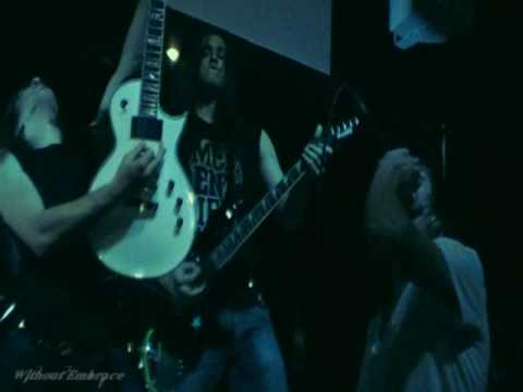 Without Embrace - Nightmare (Official Live @ Venuu) HQ