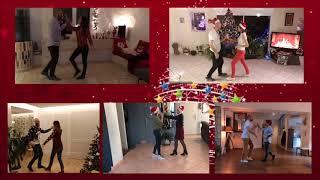 Vidéo de l'Atelier Danse de Seb et Sandra à Mâcon : Défi de fin d' année 2020 : West Coast Swing