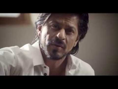 Shahrukh Khan's inspiring message for a bright future