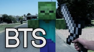 Minecraft First Person   Behind The Scenes
