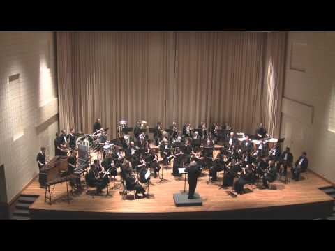 Abram's Pursuit (Dr. Holsinger conducting, 2011)