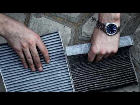 Как поменять фильтр салона на форд мондео 4 видео
