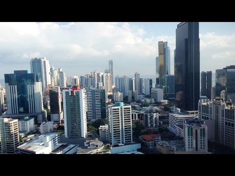 25. Panama --Top City Skylines--