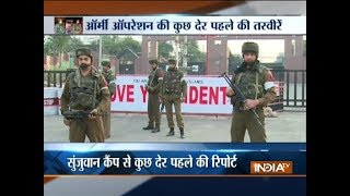 JeM terrorist group attack army camp in Jammu, 3 injured including soldier