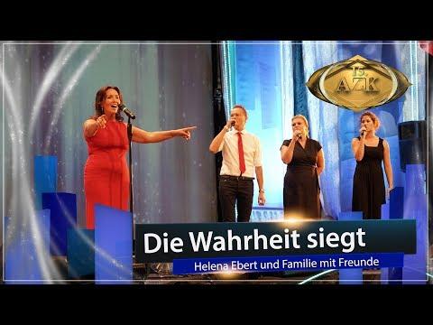 15. AZK: ♫ Die Wahrheit siegt ♫ – Helena Ebert und Familie mit Freunden | 04.09.2018 | www.kla.tv