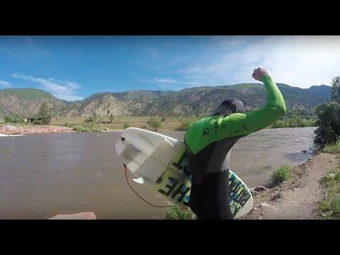 NubTV - Wild River Surfing in Colorado