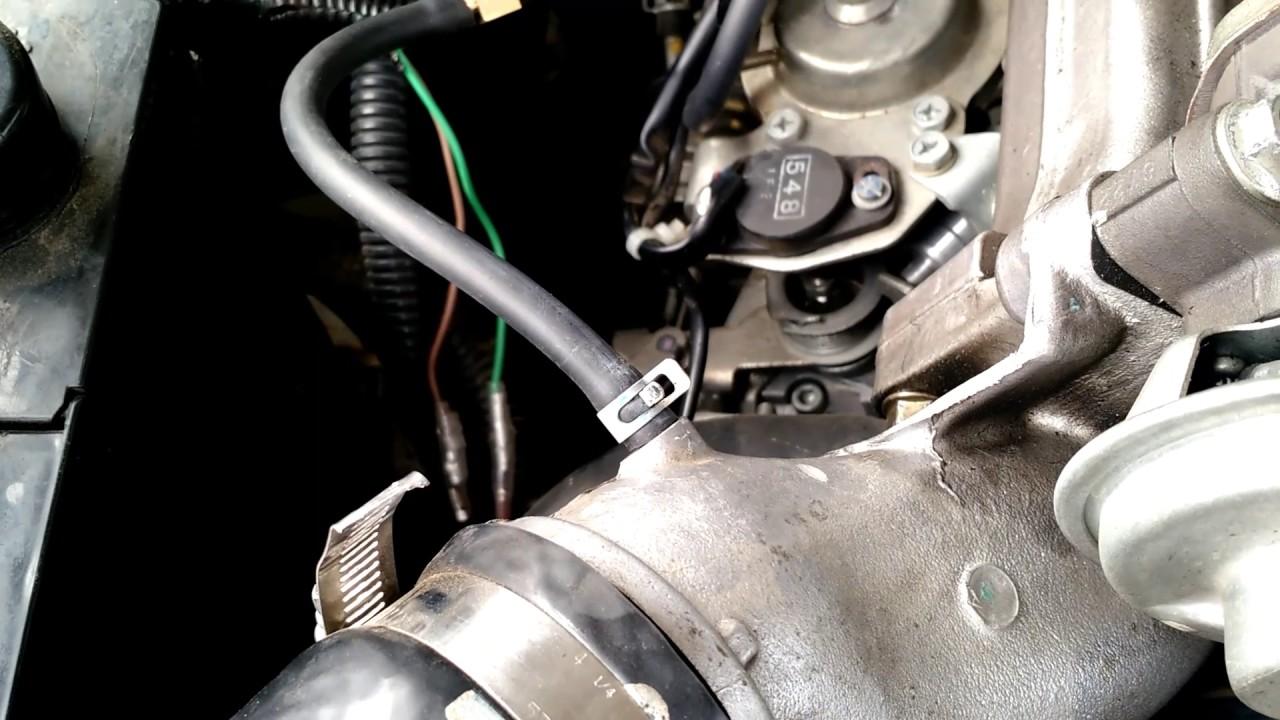 medium resolution of mazda ford wlt diesel hose swap turbo mod