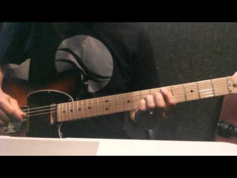 God is Here - Electric Rhythm Guitar