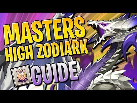 Masters High Zodiark Guide - Surpasser Of Shadows | Dragalia Lost