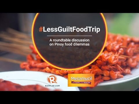 Food, culture and the Pinoy appetite