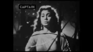 SITAARON KI MEHFIL SAJI TUM NA AAYE -LATA -SHAKEEL- NAUSHAD ( URAN KHATOLA 1955)