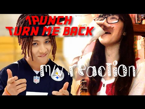 원펀치1PUNCH - 돌려놔 (Turn me back) MV Reaction
