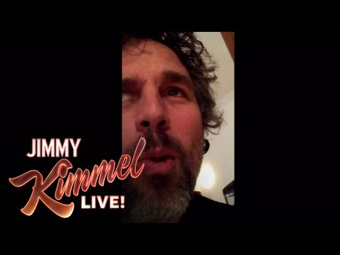 Mark Ruffalo Did Jimmy Kimmel's Halloween Candy YouTube Challenge