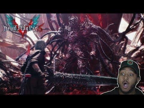 Dante Vs Urizen | Devil May Cry 5 #6 thumbnail