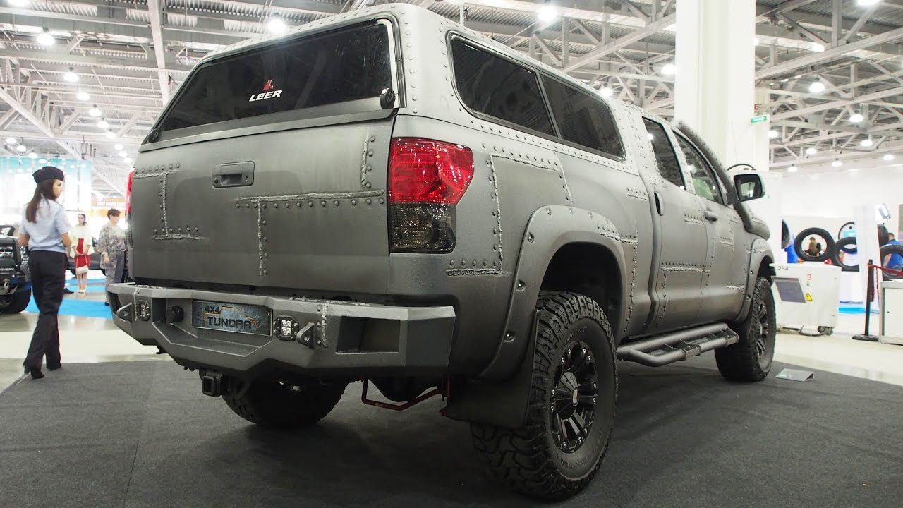 Toyota tundra double cab offroad tuning line x 37 inch