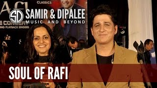 SOUL OF RAFI - A Mega Live concert with 40 musicians