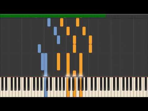 Jeg er havren - Klaver - Instrumental - Jeppe Aakjær - Aksel Agerby