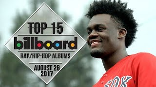 Top 15 • US Rap/Hip-Hop Albums • August 26, 2017 | Billboard-Charts 2017 Video
