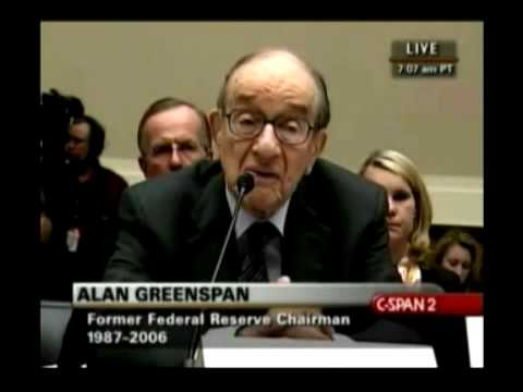Alan Greenspan: Genius Or...?