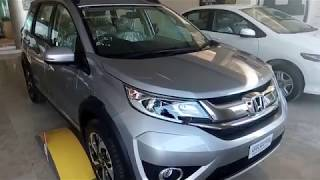 Download Video New 2018 Honda BR-V Type-S 1.5 I-VTEC Automatic !! Full Optation  !! Full Review !! in Pakistan MP3 3GP MP4