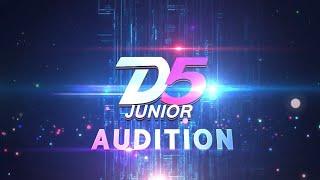 #D5Junior I Thrissur and Palakkad audition I Mazhavil Manorama