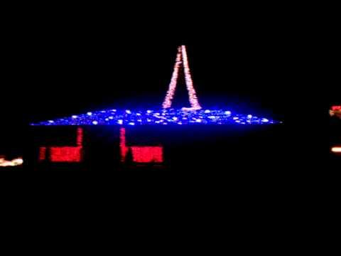 Chrismas light show in Hollister Ca & Chrismas light show in Hollister Ca - YouTube