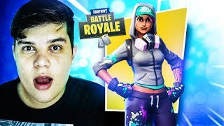 Epic SKIN TECHNICAL NO FORTNITE ? JUAUM