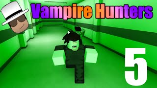 [ROBLOX: Vampire Hunters 2] - Lets Play Ep 5 - Graveyard Win!