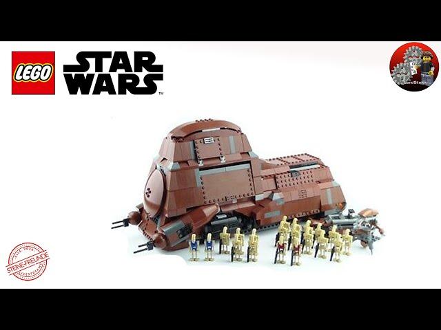 Hammer Set der Lego® Star Wars Trade Federation MTT 7662
