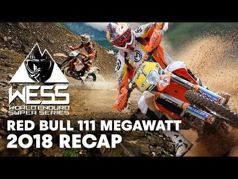 Red Bull 111 Megawatt 2018 Full Highlights | Enduro 2018