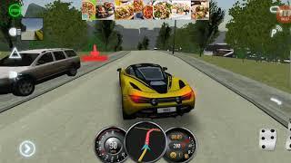 Driving School 2017 - Havana level 5 speedrun (0:11) [WORLD RECORD/MAAILMANENNÄTYS!]