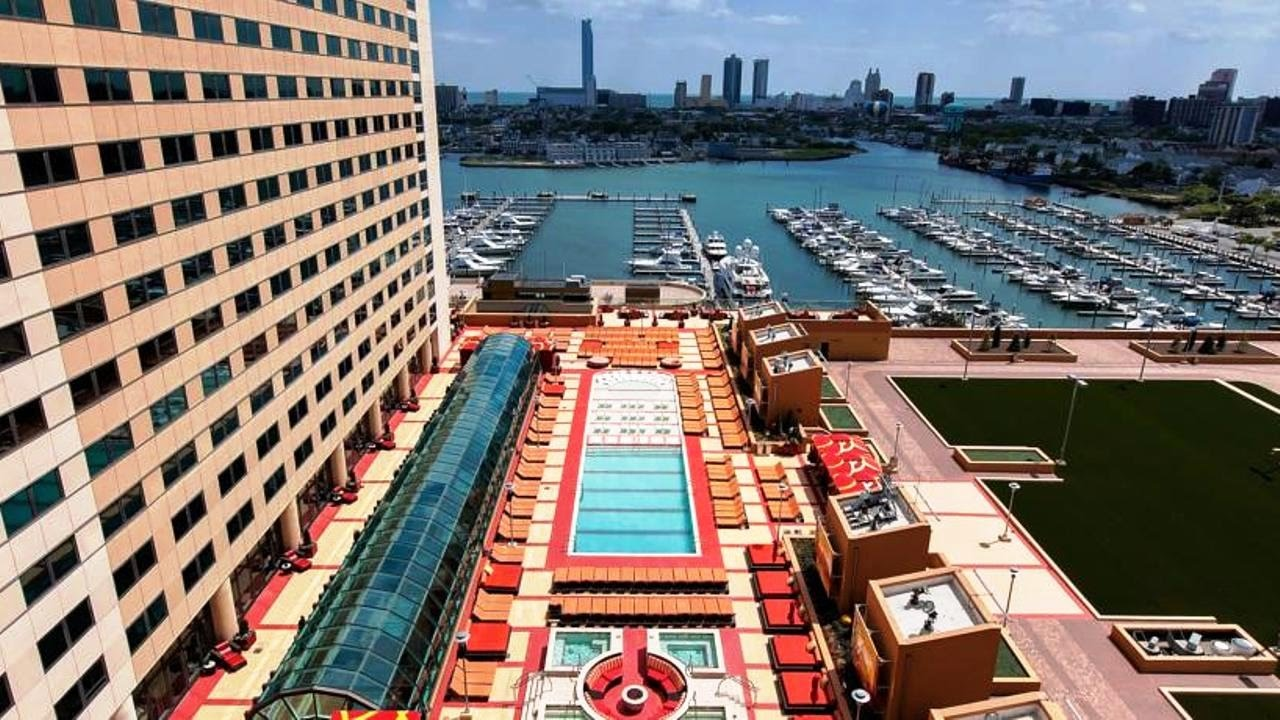 Top10 Recommended Hotels in Atlantic City, New Jersey, USA