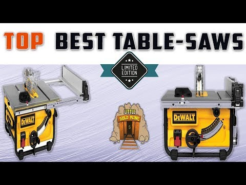 Top 5 Best Table Saws Reviews 2018