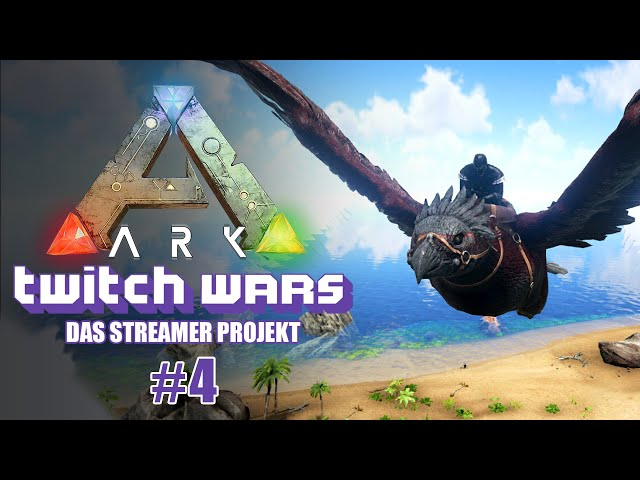 Gegner spotten 🦖 ARK Twitch Wars #04 [Lets Play Deutsch]