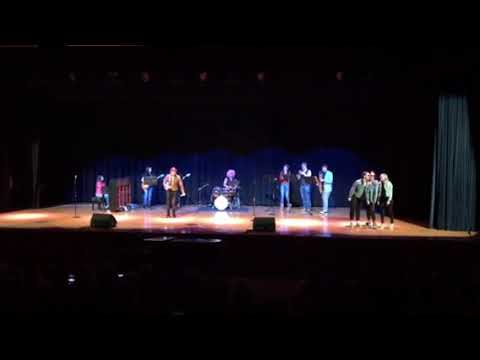 Uptown Funk/September Miller Place High School Variety Show 2018