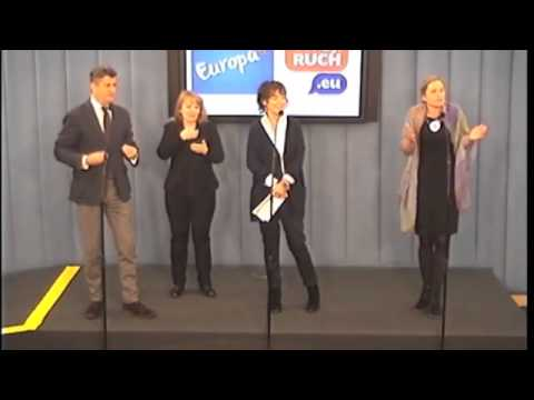 Kazimiera Szczuka i Barbara Nowacka jedynkami Europy Plus Twojego Ruchu do Parlamentu Europejskiego