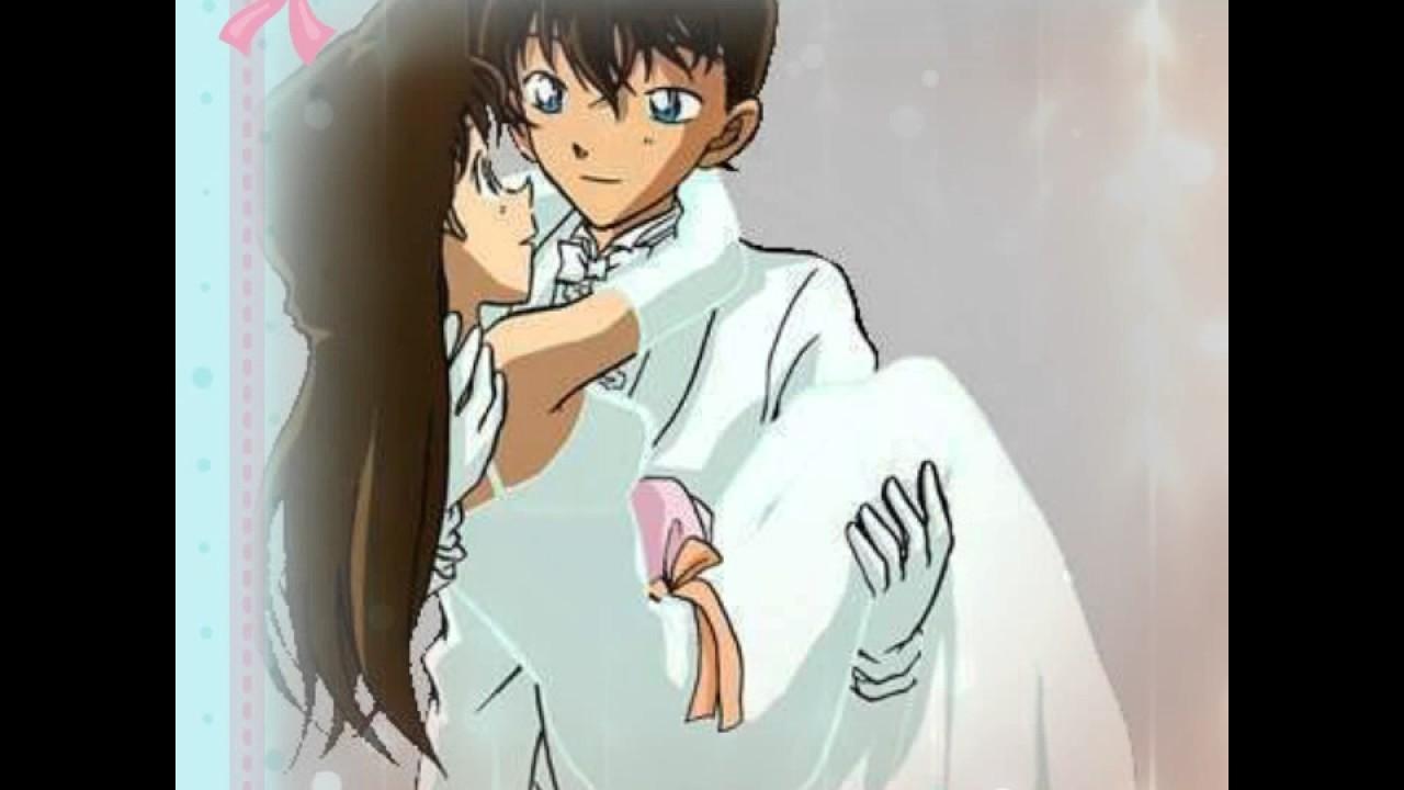 Hình ảnh Shinichi và Ran cực đẹp