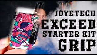Joyetech Exceed GRIP Starter Kit   ОБЗОР