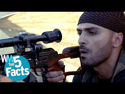 Top 5 Amazing Facts about Snipers