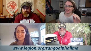 SE2-EP49 Tango Alpha Lima: Freedom Sisters with guest Kerri Jeter