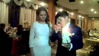 Свадьба, очень трогательно! Русско-Армянская, смотрите до конца!!!
